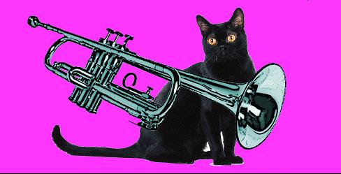 Blue Trompet