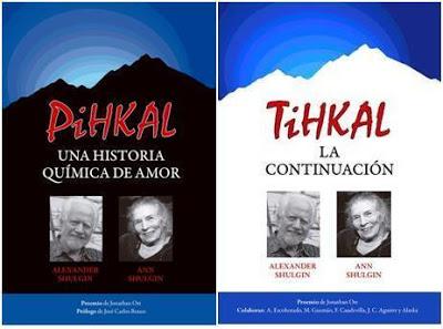Presentación librosPihkalyTihkal: La Biblia de las drogas de síntesis